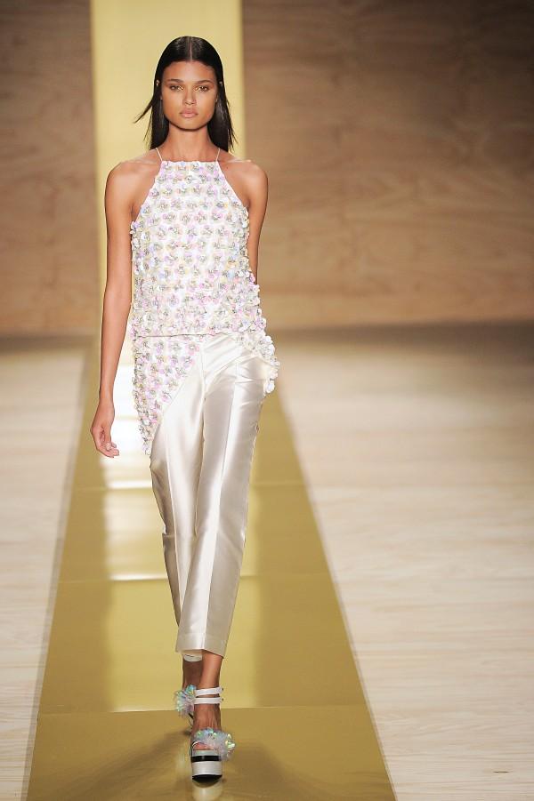 Ready to Wear Spring Summer 2014 Maria Filo Rio Fashion Week April 2013